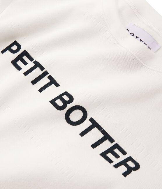 T-shirt a maniche corte bianco Marshmallow
