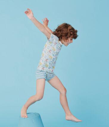 Confezione da 5 boxer bambino in cotone