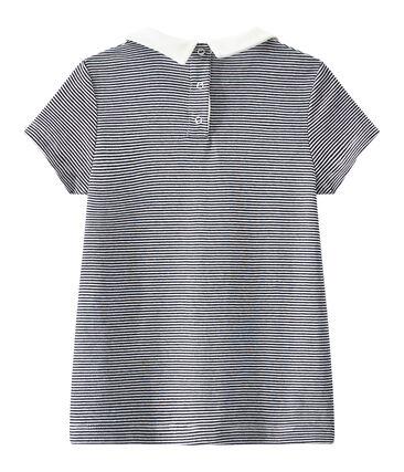 T-shirt bambina rigata
