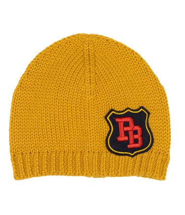 Cappellino bambino giallo Boudor