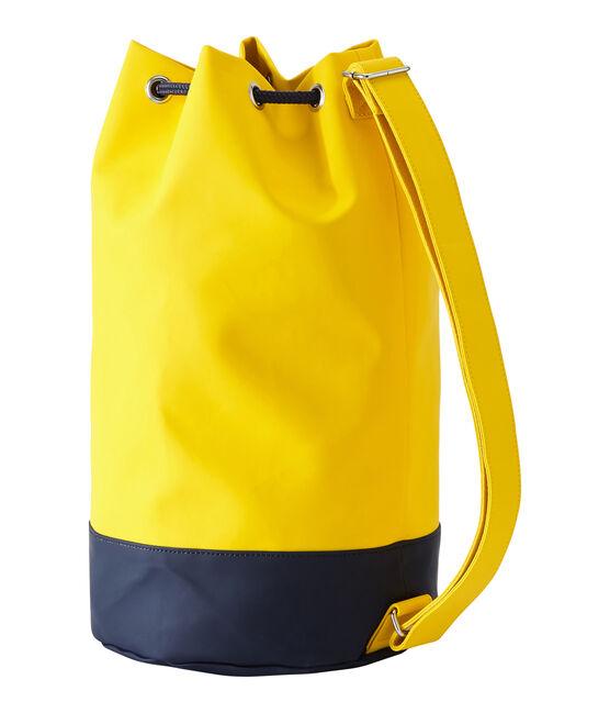 Sacca in cerata giallo Jaune