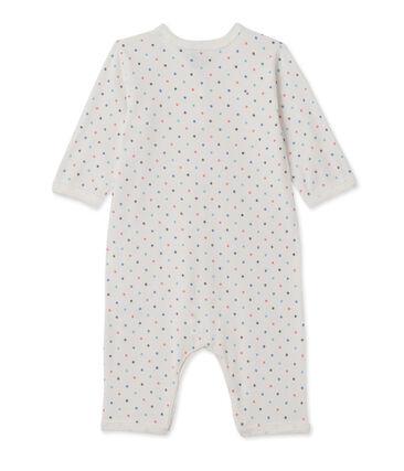Tutina per bebé femmina stampata