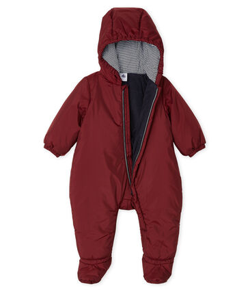 Tutina da pilota bebè unisex rosso Ogre