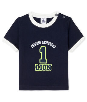 T-shirt maniche corte bebè maschio SMOKING