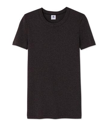 T-shirt donna grigio City Chine