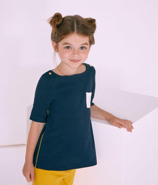 T-shirt maniche 3/4 bambina SMOKING
