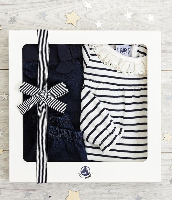 Confezione regalo iconica neonata lotto .
