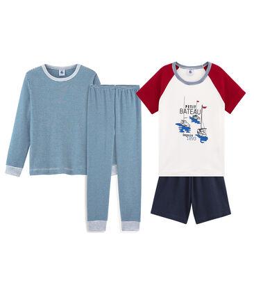 Lotto da 2 pigiami bimbo