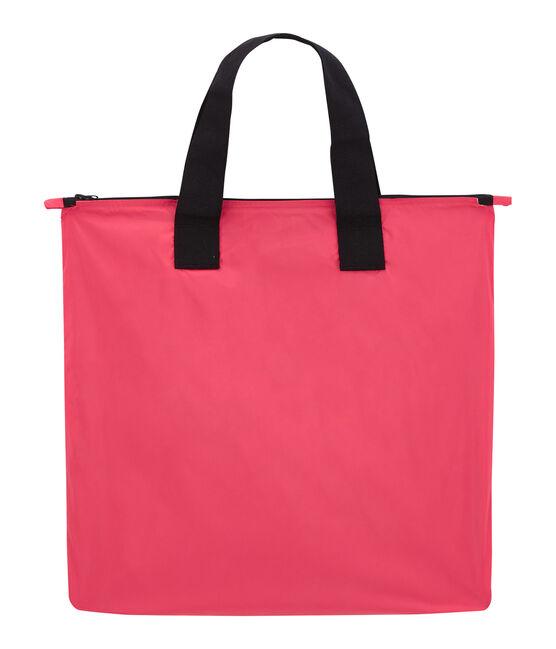 Borsa ultra leggera rosa Groseiller