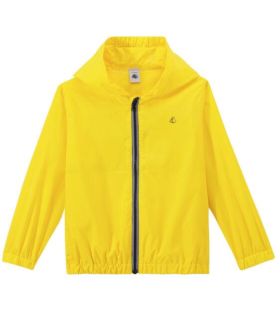 Giacca a vento unisex giallo Jaune