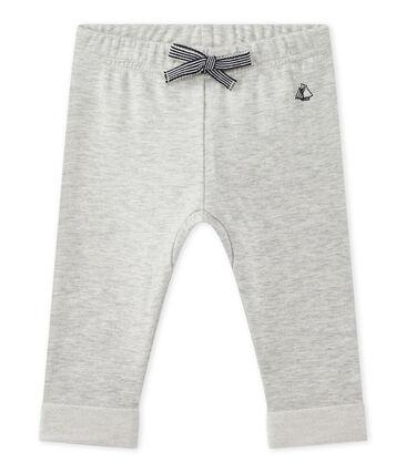 Pantalone bebé bambino in felpa