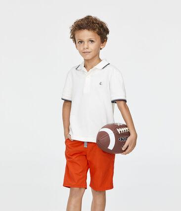 Bermuda bambino rosso Terkuit