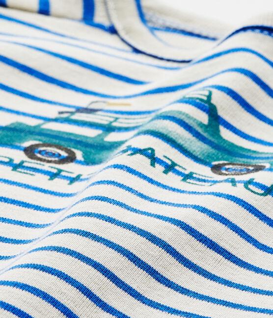 Gli adulti lungo Blu /& Bianco A Righe Verticali bloomers