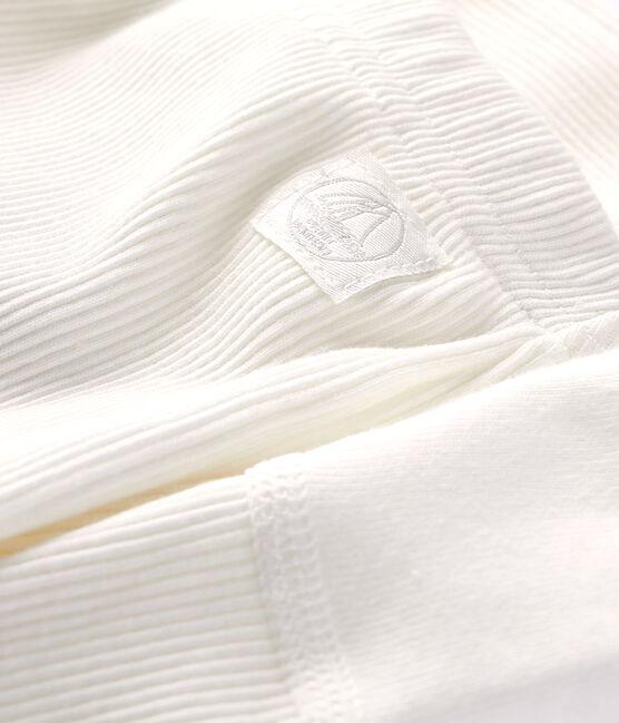 Leggings bebè bianco Marshmallow