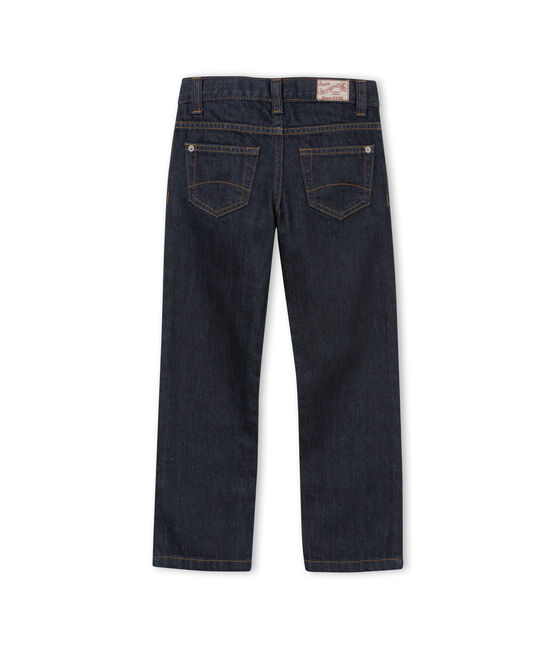 Pantalone bambino blu Jean