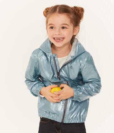 Giacchetta bambino unisex blu Crystal Brillant