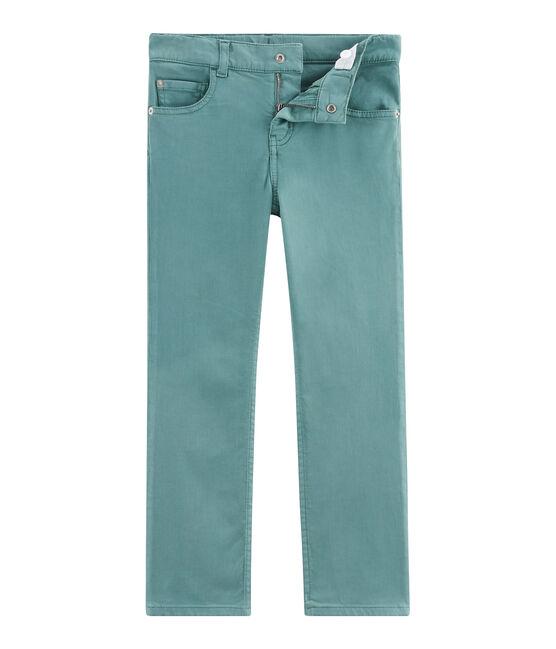 Pantaloni bambino blu Brut