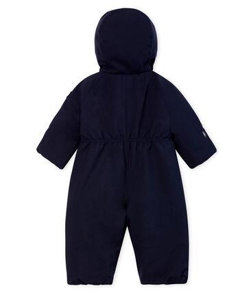 Tuta da sci per neonati blu Smoking