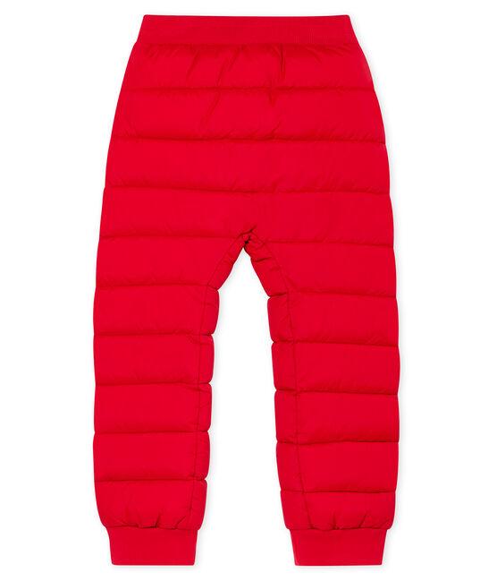Pantaloni imbottiti per bambini rosso Terkuit