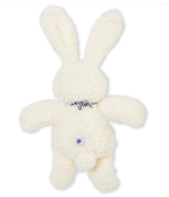 Doudou coniglietto musicale bianco Marshmallow