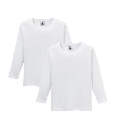 Duo t-shirt bambino lotto .
