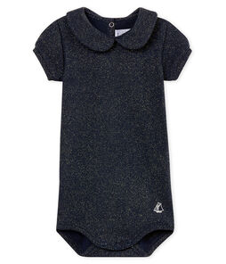 Body mc colletto alla claudine brillante neonata