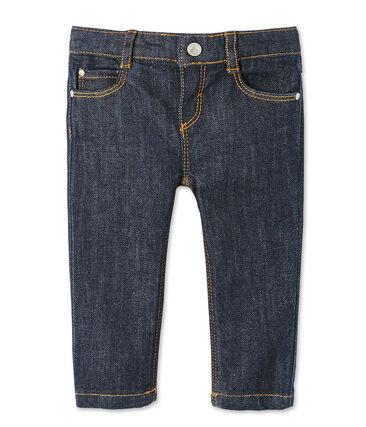 Pantalone slim bebè unisex in jeans