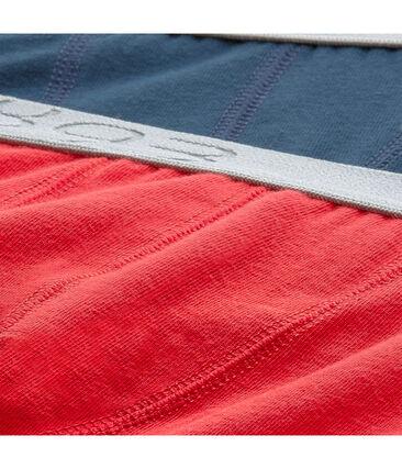 Confezione di 2 boxers bambino in jersey stretch - Vecchia collezione