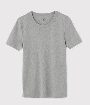T-shirt maniche corte Uomo grigio Subway