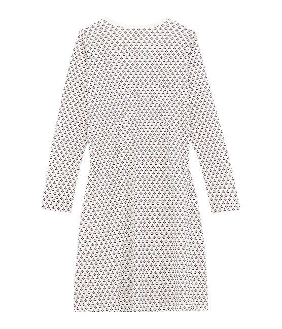 Camicia da notte per bambina bianco Marshmallow / bianco Multico