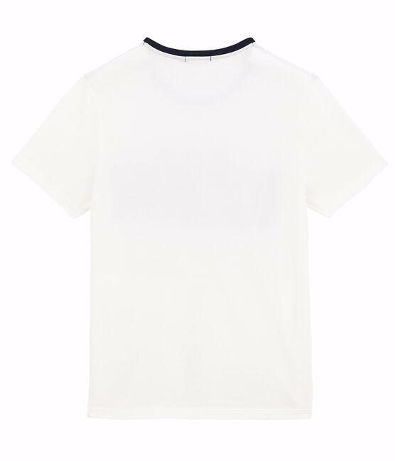 Tee-shirt unisex bianco Marshmallow