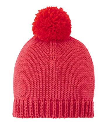 Cappellino bambino rosso Signal