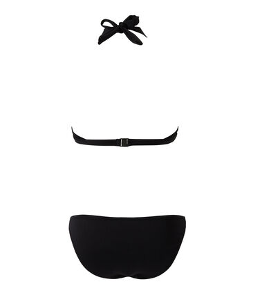 Costume due pezzi nero Noir