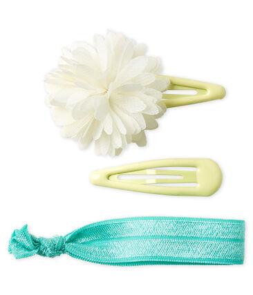 Lotto accessori per capelli bambina