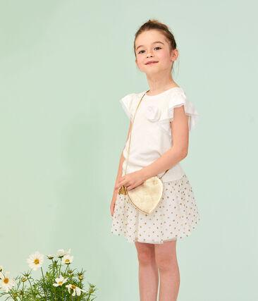 Pochette bambina giallo Dore