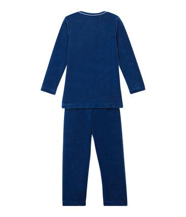 Pigiama per bambino blu Limoges