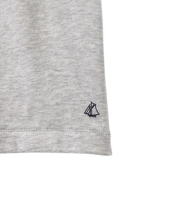 Short bambino grigio Beluga Chine