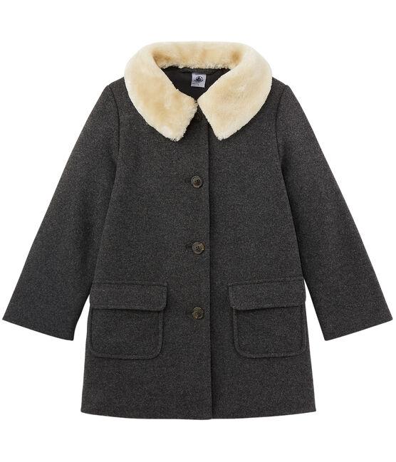 Cappotto in lana grigio Subway