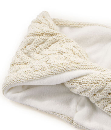 Copricollo in misto lana