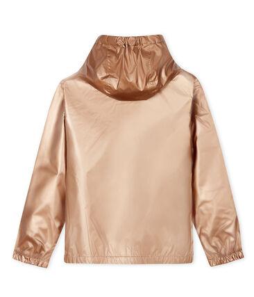 Giacchetta bambino unisex rosa Copper