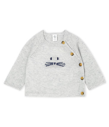 Pull in cachemire 'muso di animaletto'