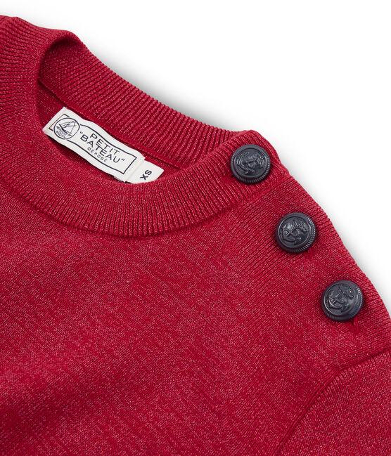 Pull donna rosso Terkuit / rosso Terkuit Brillant