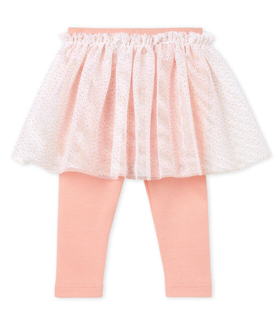 Gonna legging bambina rosa Rosako / rosa Copper