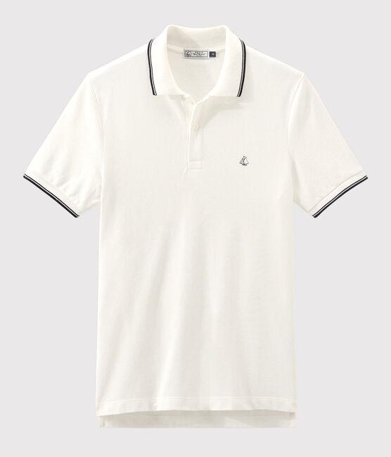 Polo Uomo bianco Marshmallow