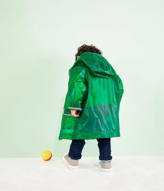 Cerata bebè unisex trasparente verde Prado