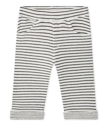 Pantalone bebé bambino rigato