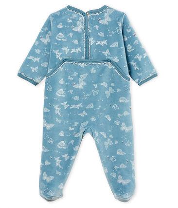 Tutina bebè bambina in cotone