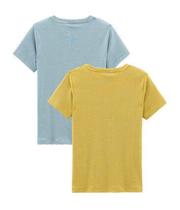 Duo t-shirt bambino maniche corte