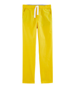 Pantalone da bambino giallo Gengibre