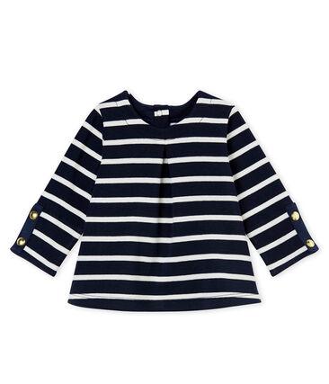 Blusa per bebé femmina rigata